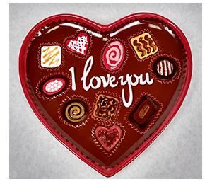 Tampa Valentine's Chocolate
