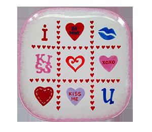 Tampa Valentine's Tic Tac Toe