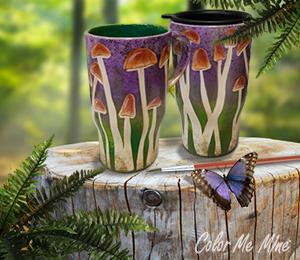 Tampa Mushroom Mugs