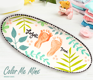 Tampa Tropical Baby Tray