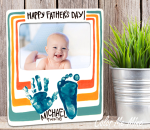 Tampa Father's Day Frame