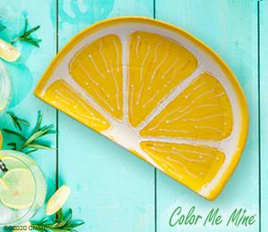 Tampa Lemon Wedge