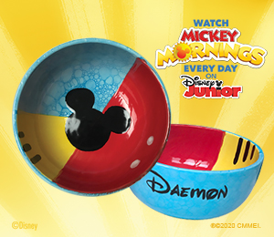 Tampa Mickey's Bubble Bowl