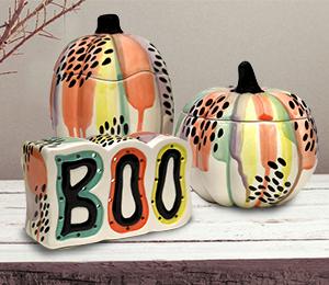 Tampa Drippy Pumpkin Box