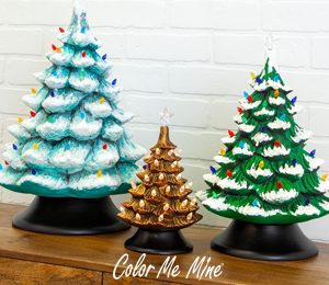 Tampa Vintage Christmas Trees